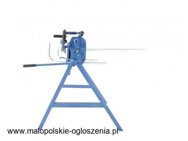 Ręczna zaginarka do blachy ZGR 1400/1.2