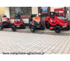 Traktorki, kosiarki, glebogryzarki, piły - Agropoldynow.pl